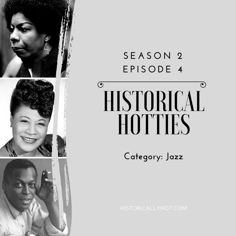 historical hotties jazz