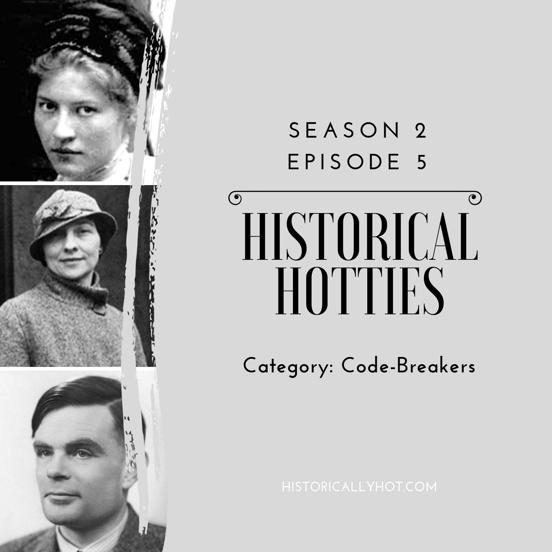 historical hotties code breakers