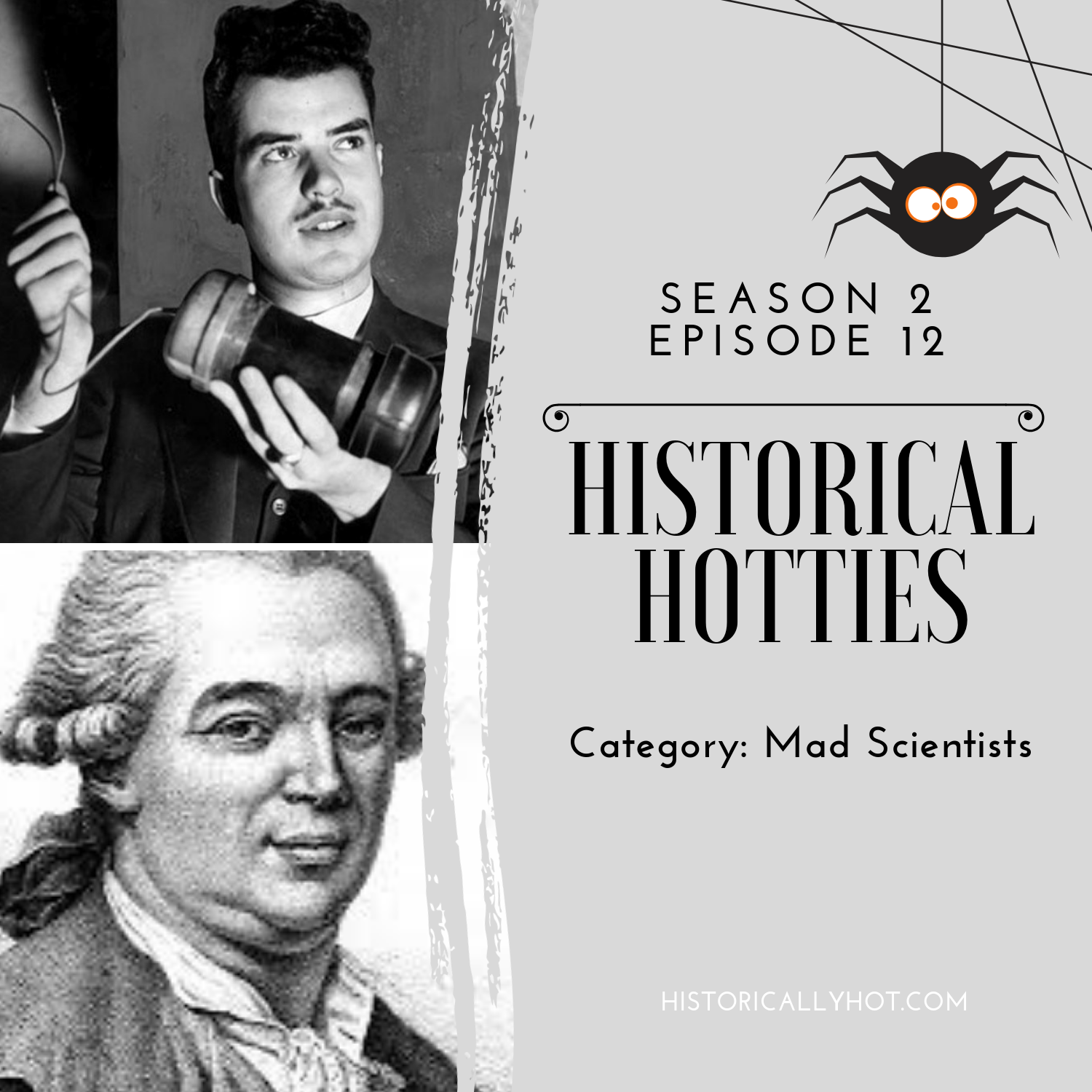 historical hotties mad scientists