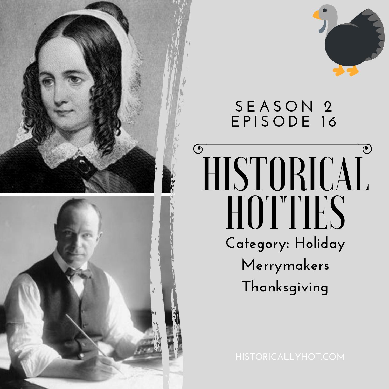 Historical Hotties Thanksgiving