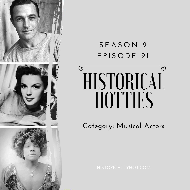 historical hotties musical actors