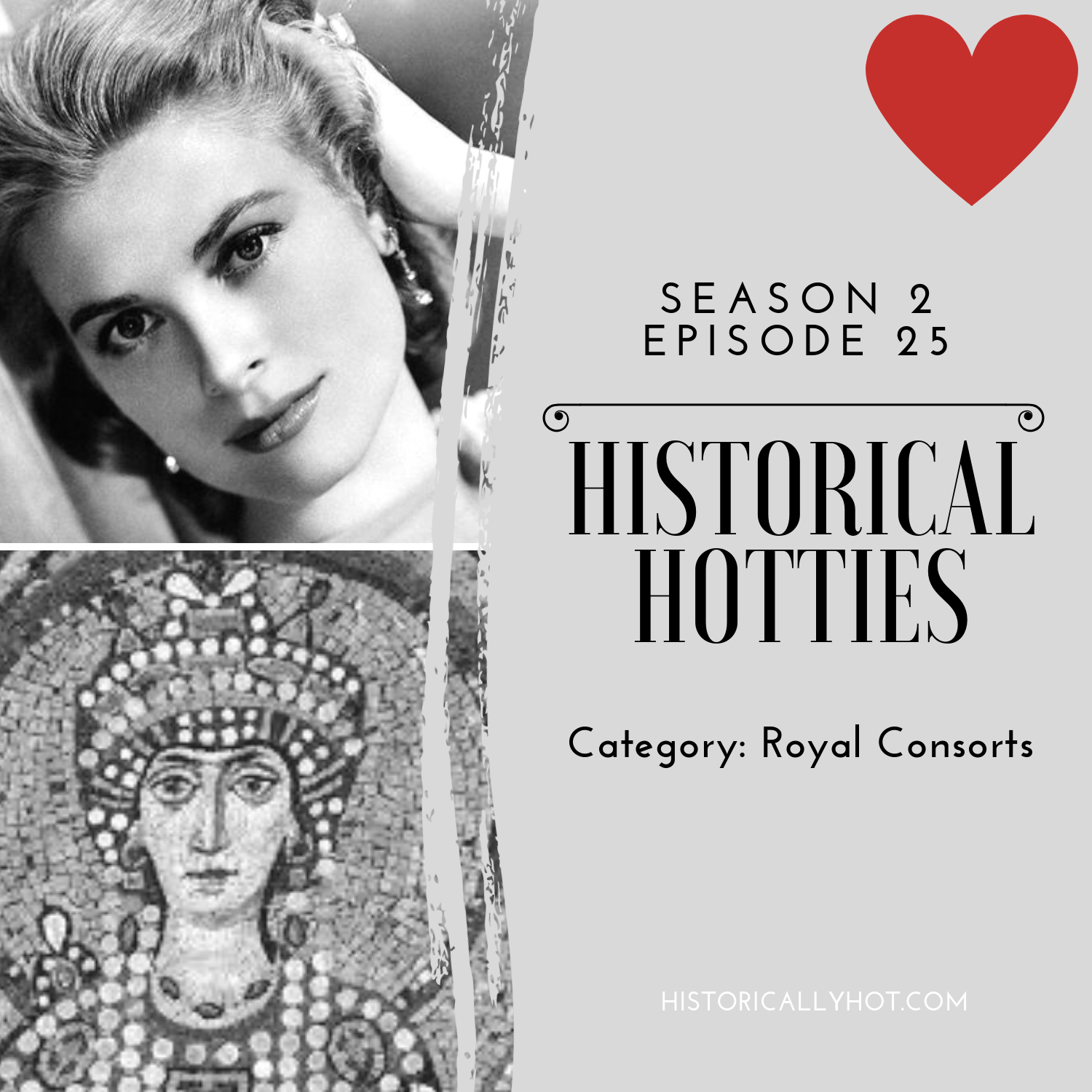 historical hotties royal consorts