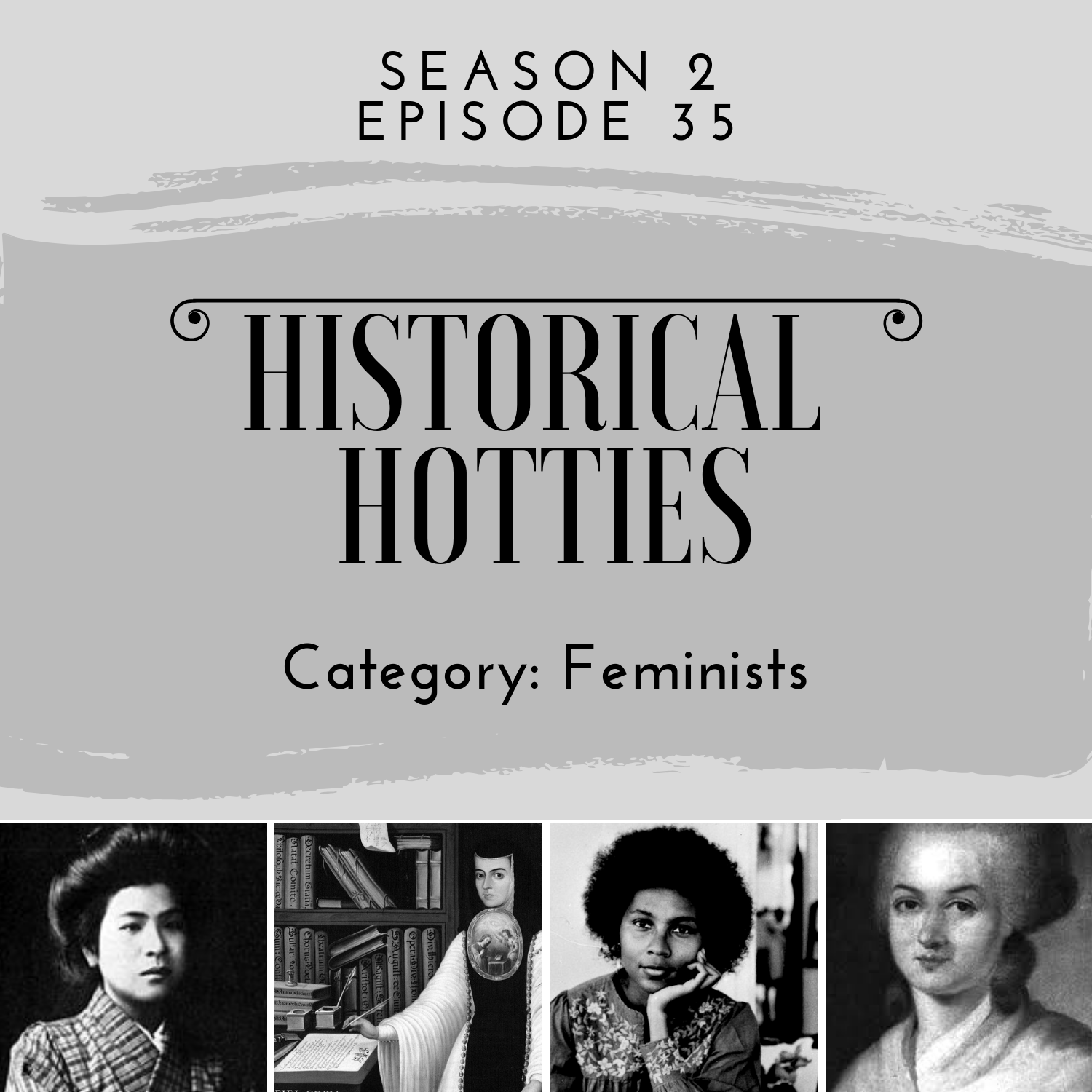 historical hotties feminists