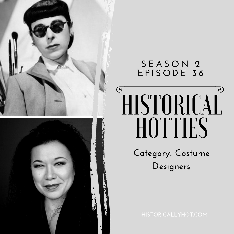 historical hotties costume designers