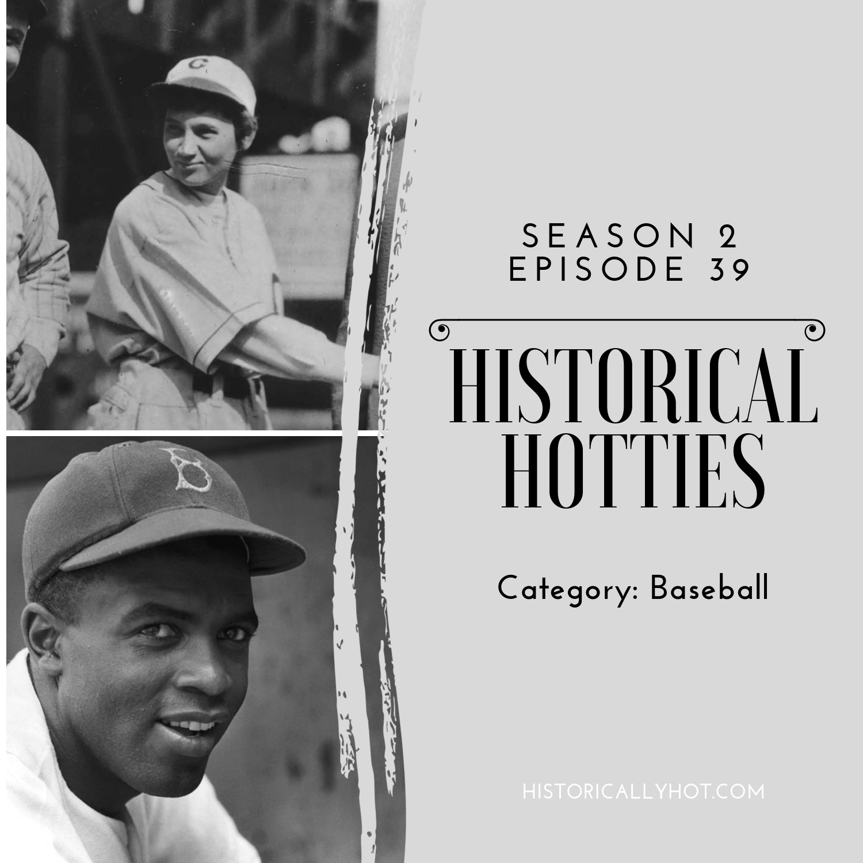 historical hotties baseball