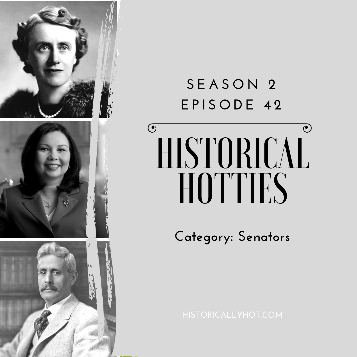 historical hotties senators