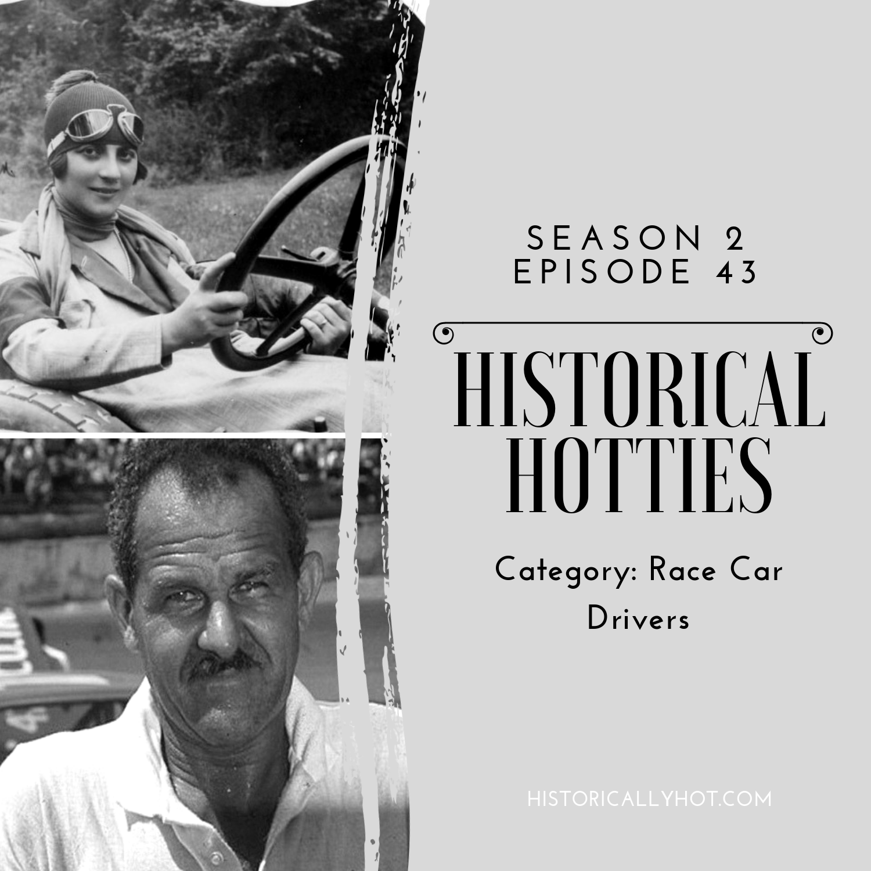 historical hotties race car