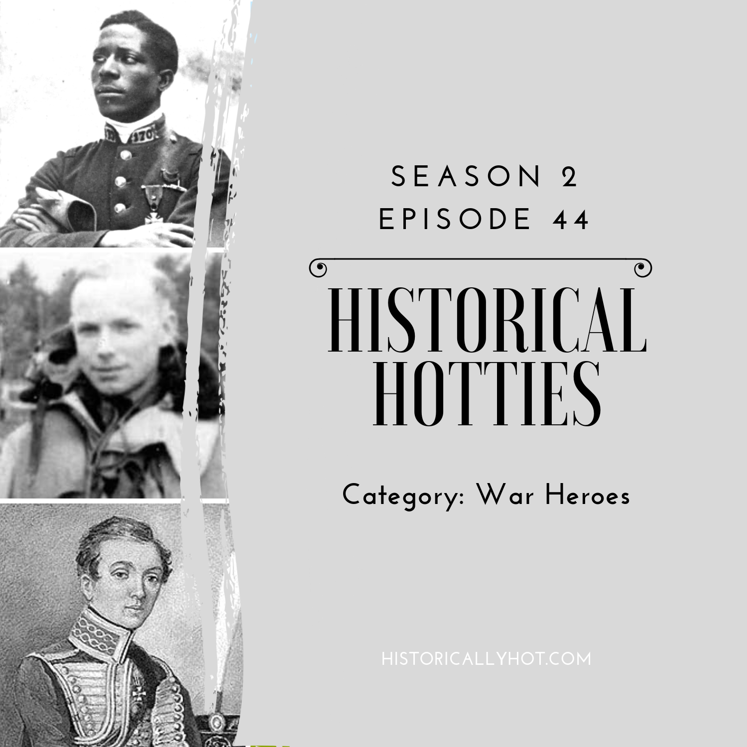 historical hotties war heroes