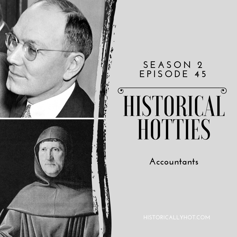 historical hotties accountants