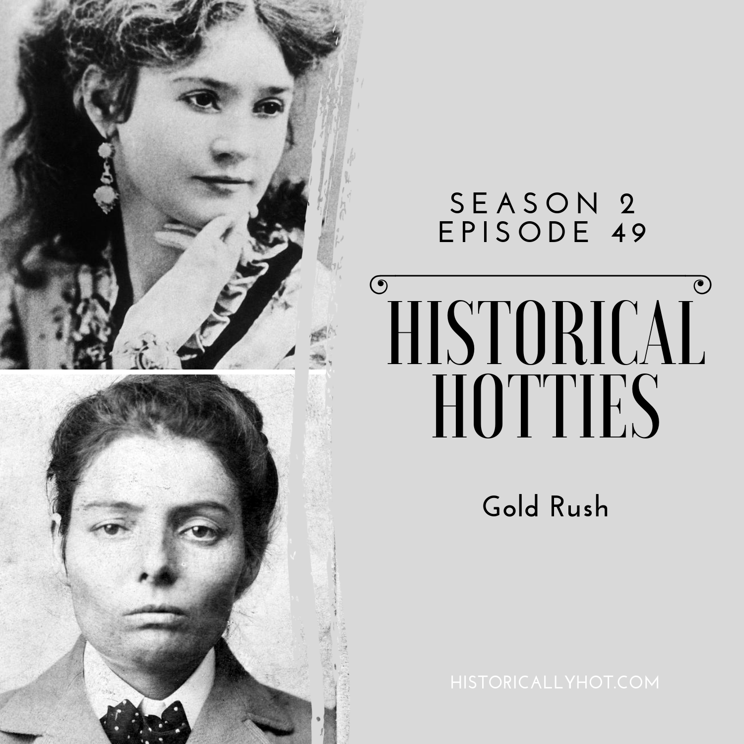 historical hotties gold rush