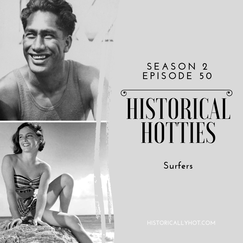 historical hotties surfers