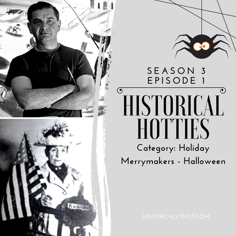 historical hotties halloween