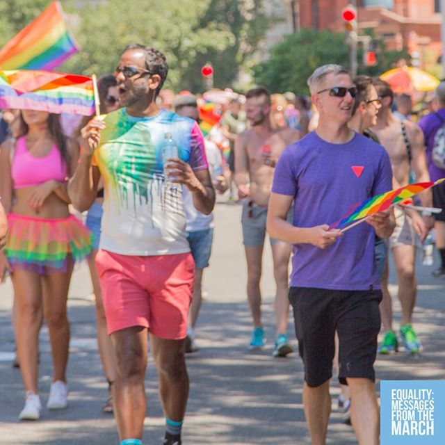 CELEBRATE THE 2017 WASHINGTON DC EQUALITY MARCH !! Tag yourself and friends for EQUALITY! All photos from the upcoming book - EQUALITY: Messages from the March - on sale July 24th. Link in bio!  Share your #messagesforEQUALITY - feel free to regram  FOLLOW the author for more info/exclusive photos @tyjennings (all requests for photos goes through author)  #resist #resistance #strongertogether #messagesfromthemarch #messagesforequality #pride #loveislove #love #civilrights #gay #gaystagram #gaypride #instagay #gayrights #gaylove #lgbt #equality #equalitymarch #trans #transgender #transpride #book #bookstagram #bookphotography #tyjennings #photo #photography #photographer #photooftheday