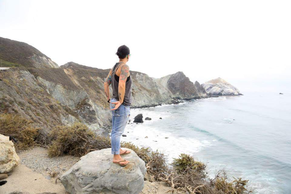Traveling the Pacific Coast Highway