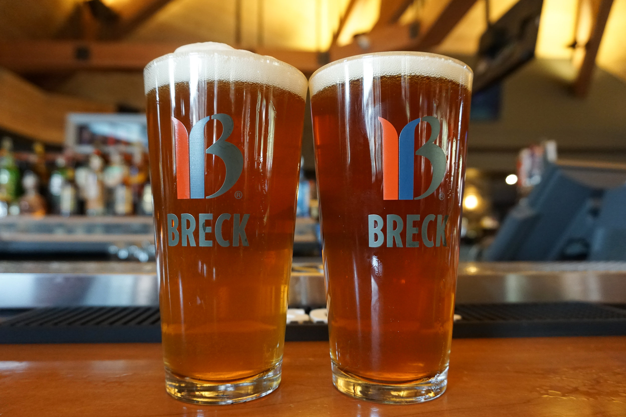 Beers at Breckenridge