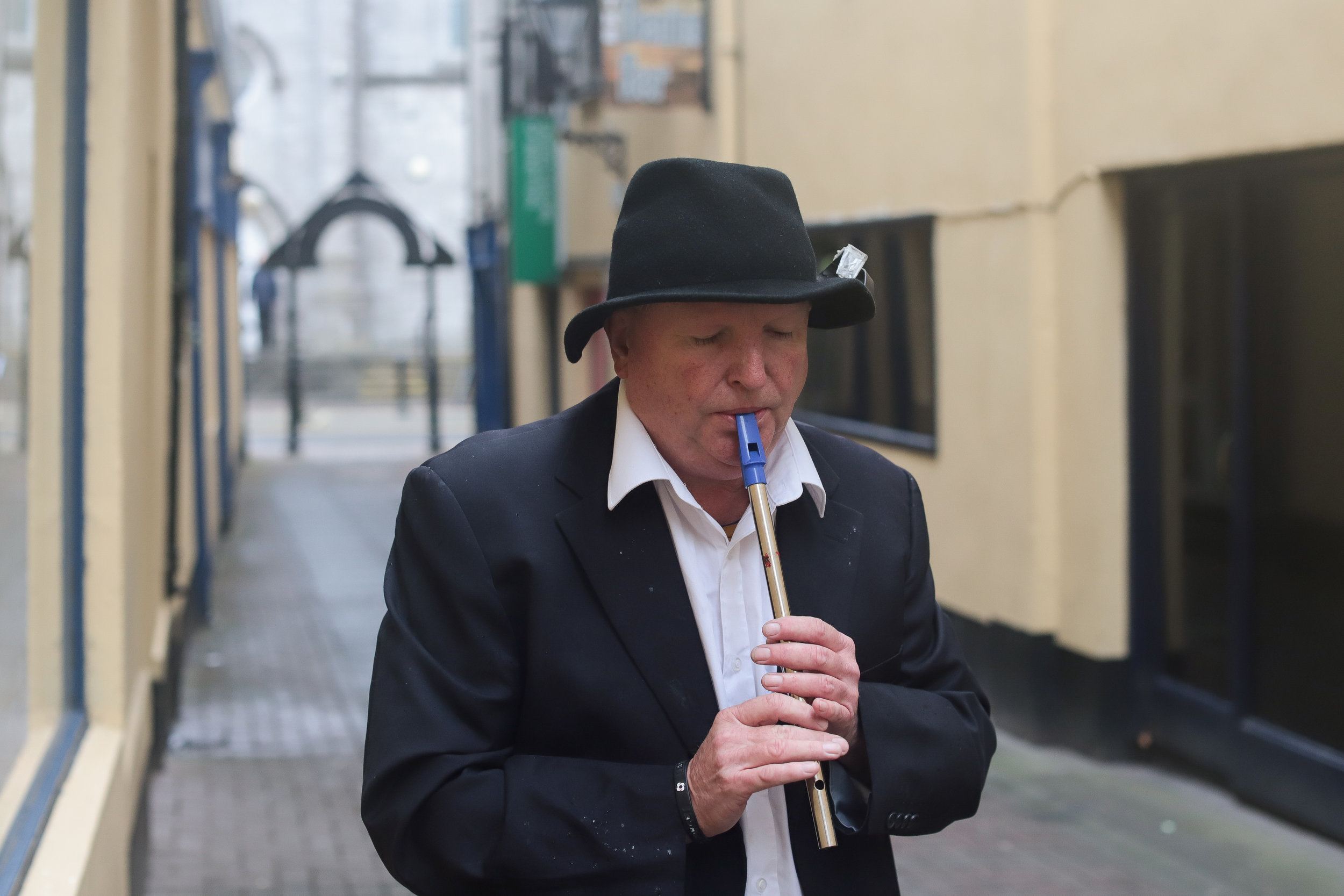 Peter the flute player