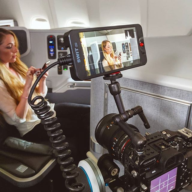 A recent project we are really proud of! For the big screen in @everymancinema and inflight entertainment screens @americanair