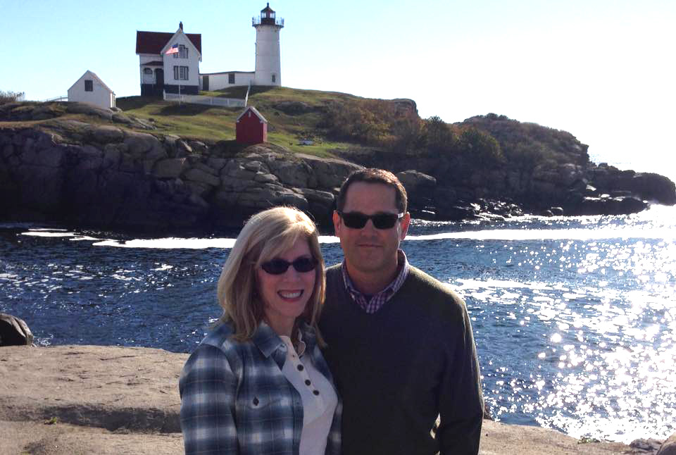 On vacation in Maine - beautiful scenery and wonderful people!