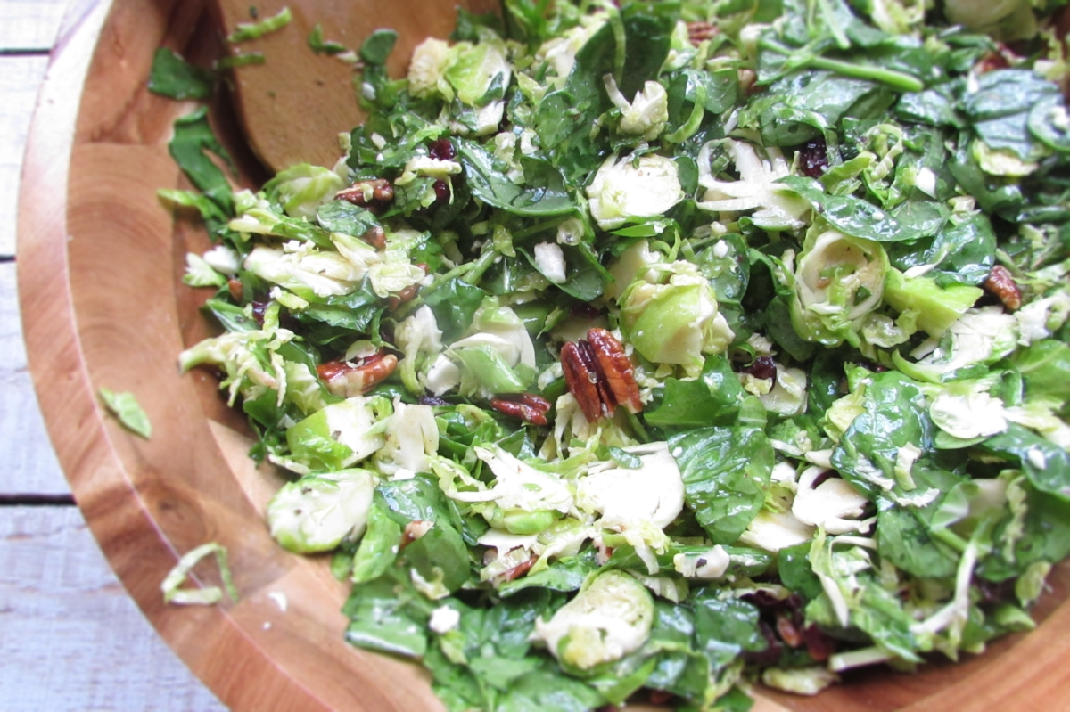 Autumn Wonder Salad