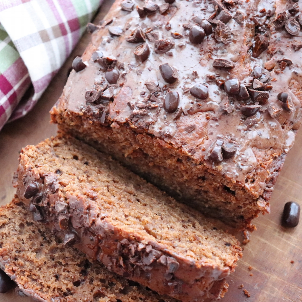 Chocolate Coffee Bread