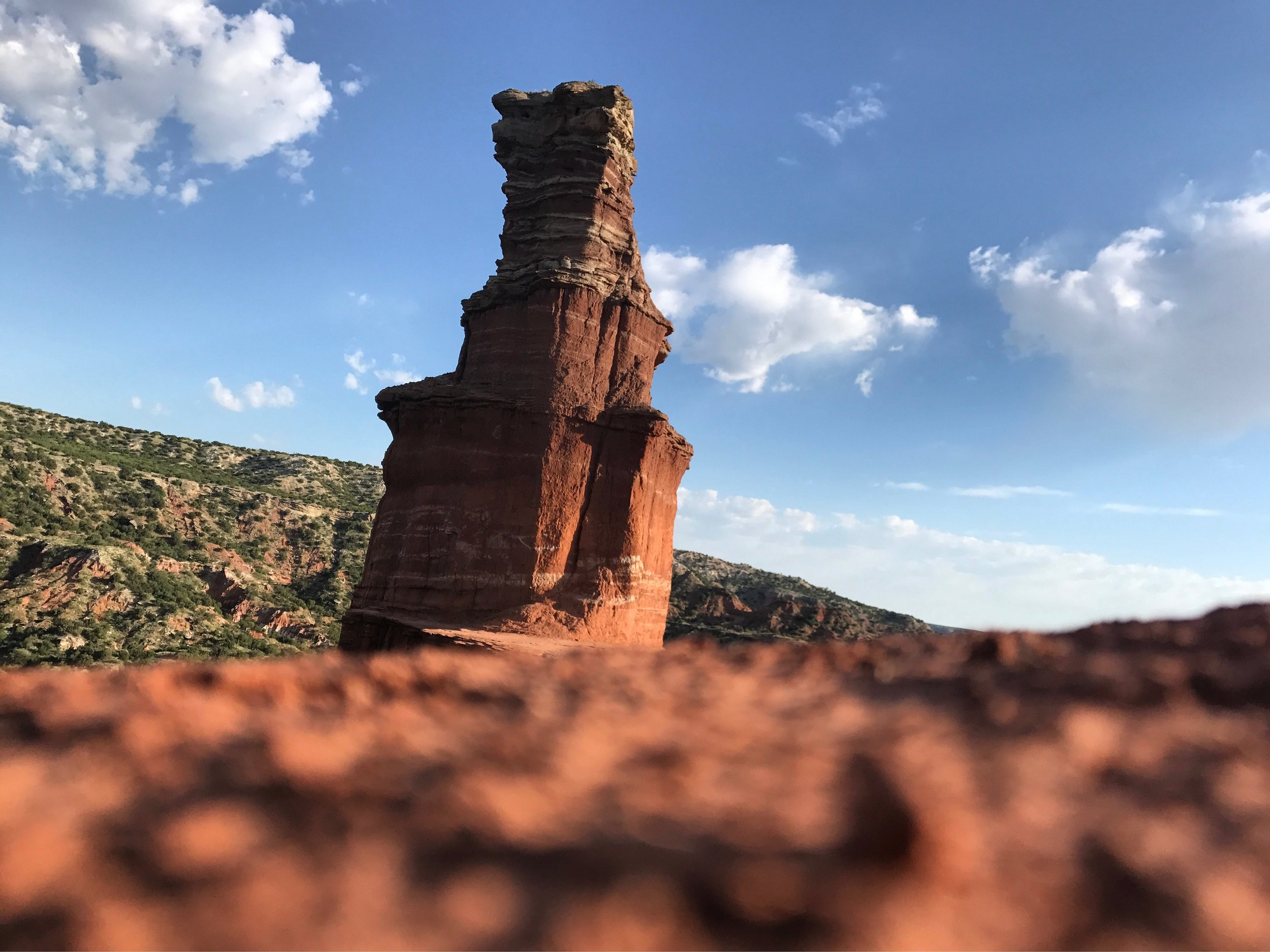 the light house palo duro canyon