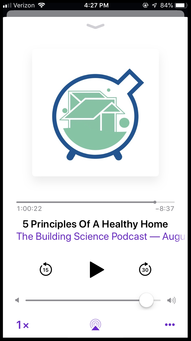 The Building Science Podcast