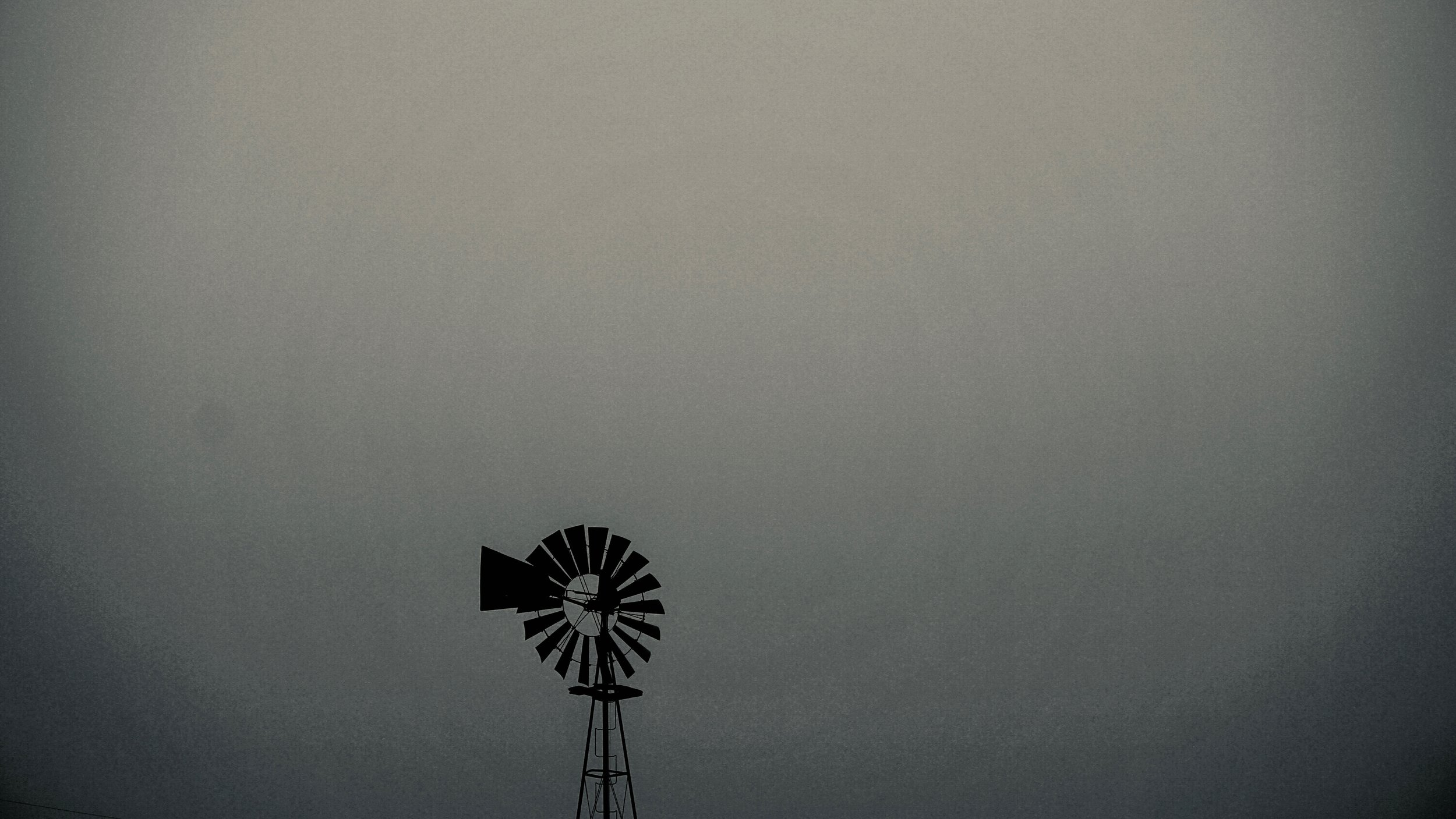 Texas Panhandle Windmill