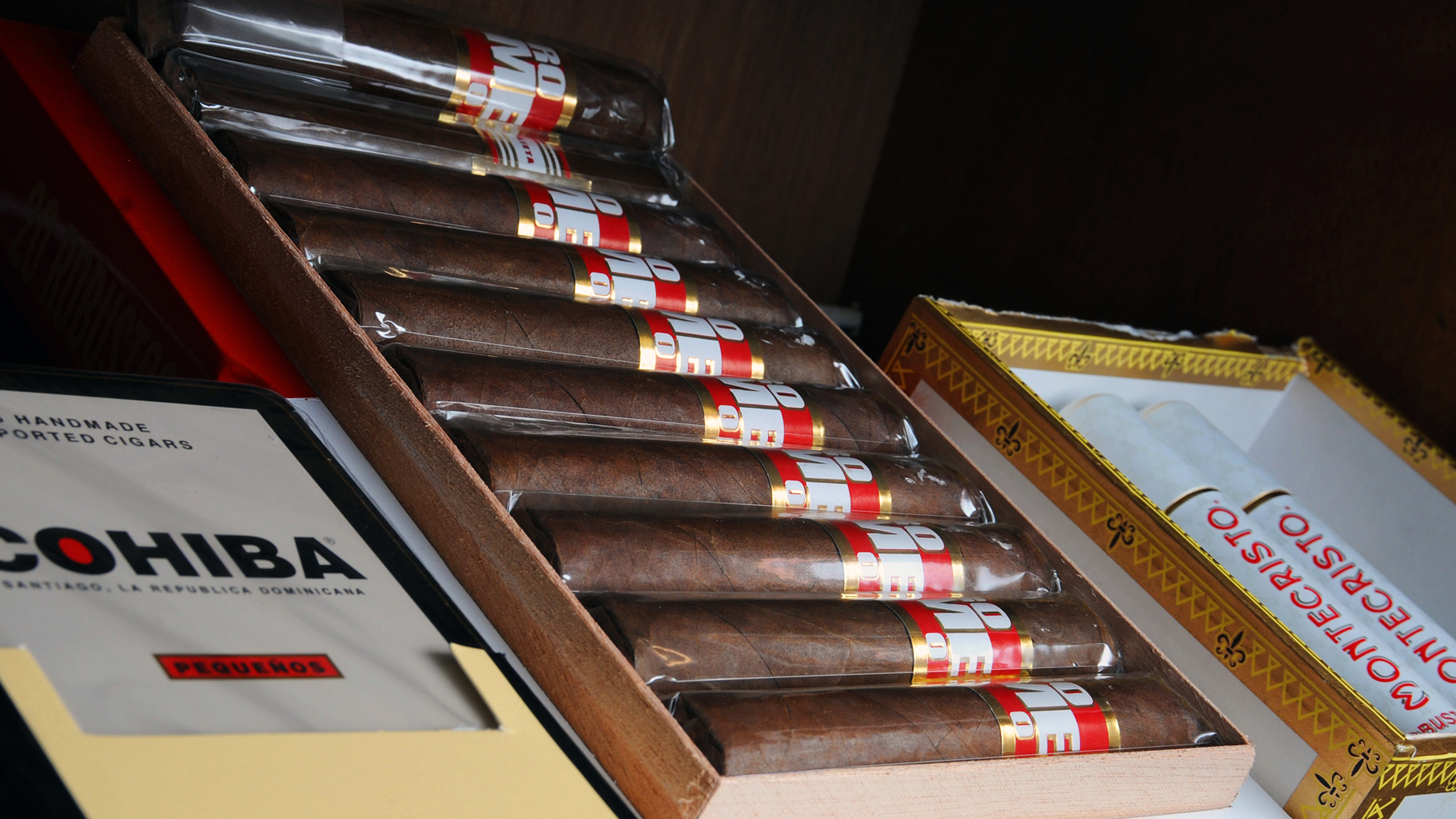 Cigars & Tobacco Products