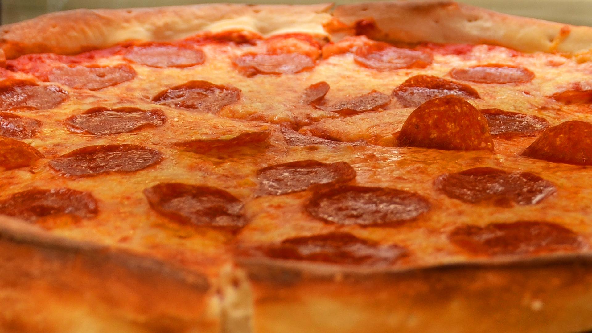 Fresh Pizza!