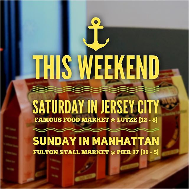 Summer isn't over just yet! Come find us today in Jersey City, Harborside! Or perhaps we'll see you tomorrow at the South St Seaport in Manhattan! Come get what's left of our limited stock this season, or order online in our bio! . . . . . #plantbased #plantbasedwholefoods #vegan #vegetarian #njfarmersmarket #nycfarmersmarket #njvegan #nycvegan #vegansnacks #veganchips #plantainchips #jerseycity #vegansofig