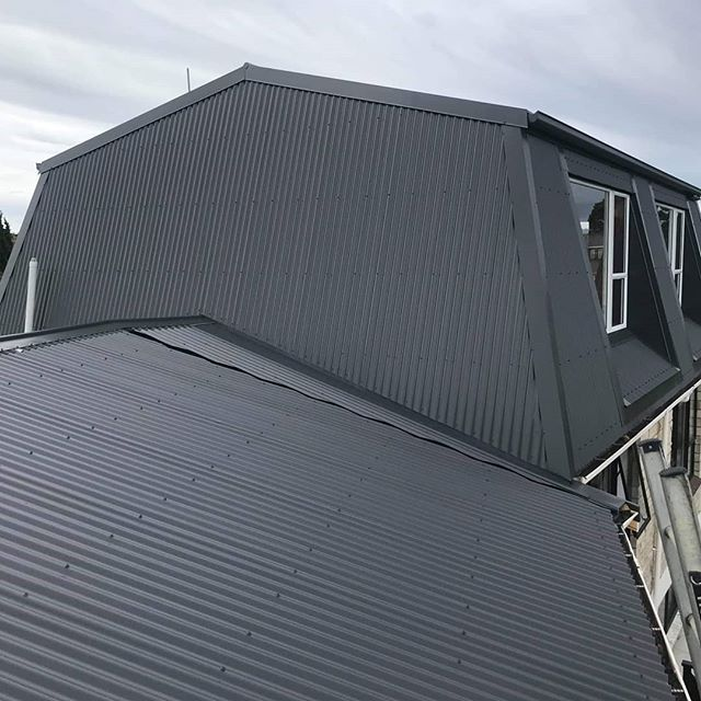 Whalers gate #newplymouth #newzealand #reroof