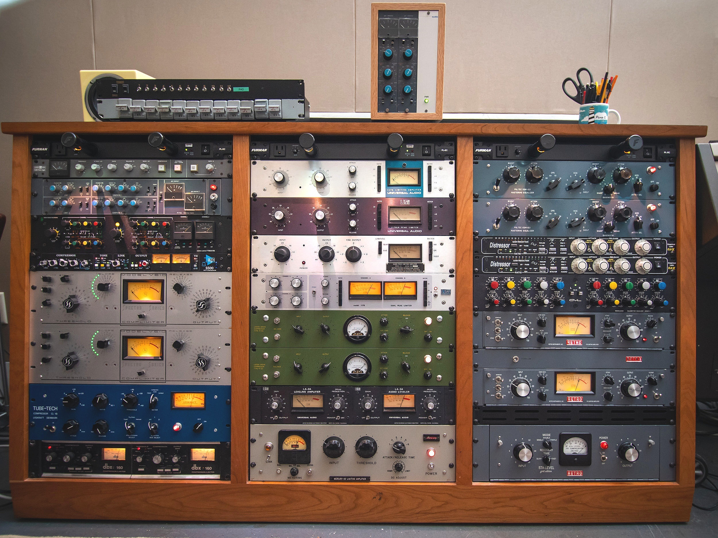 Amazing Selection of Vintage & Boutique Recording Equipment