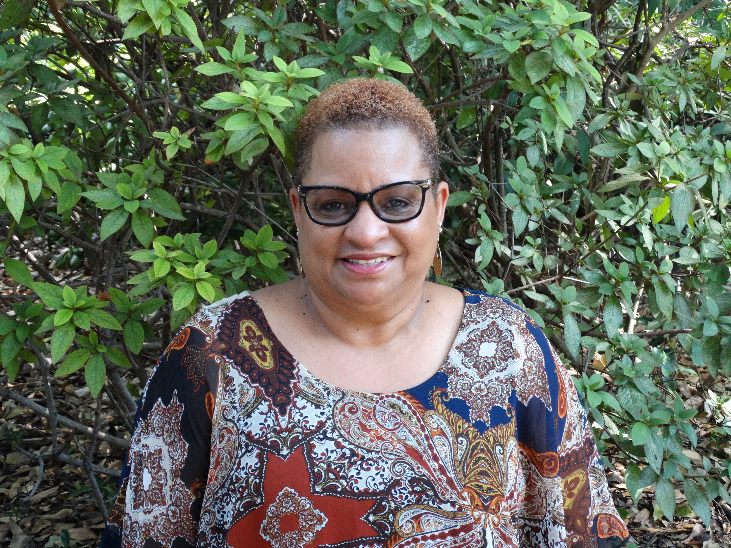 Sylvia Swain     Administrative Assistant