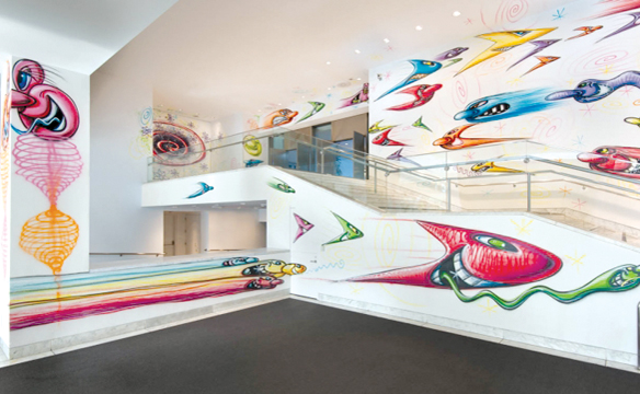 Kenny Scharf's homecoming welcome to Los Angeles is stretching into its 17th year (Jewish Journal of L.A.)