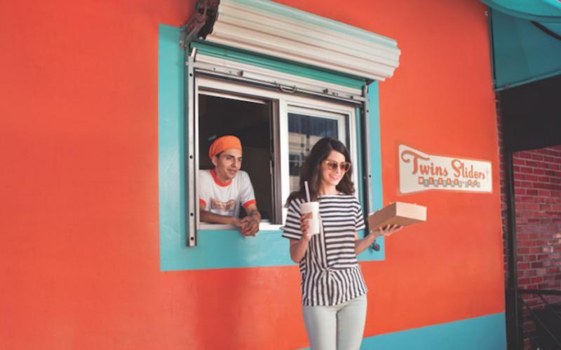 Window Dressing: Walk-ups are the new drive-thrus (Los Angeles Magazine)