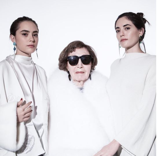 Maya Reik's fashion muse is her Bubbe (Tablet)