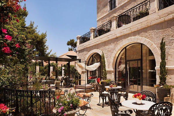 In Jerusalem, boutique opulence without the ungodly price (Fathom)