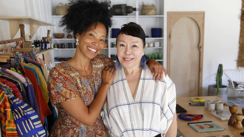 The stylish boutique that is energizing Leimert Park (Los Angeles Times)