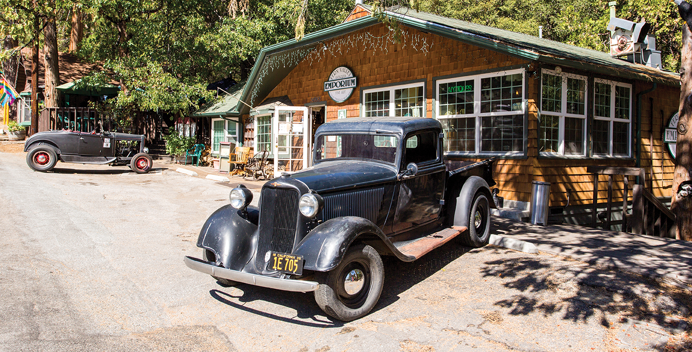 Day Trip to Idyllwild, California: An artsy community-minded village in the San Jacinto Mountains (Westways)