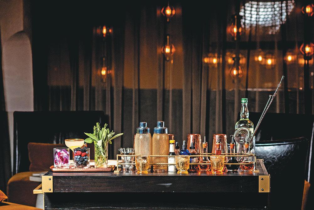 à la Cart: Mixologist Dushan Zaric of Bar Alta breaks down his ultimate mobile cocktail station (C for Men)