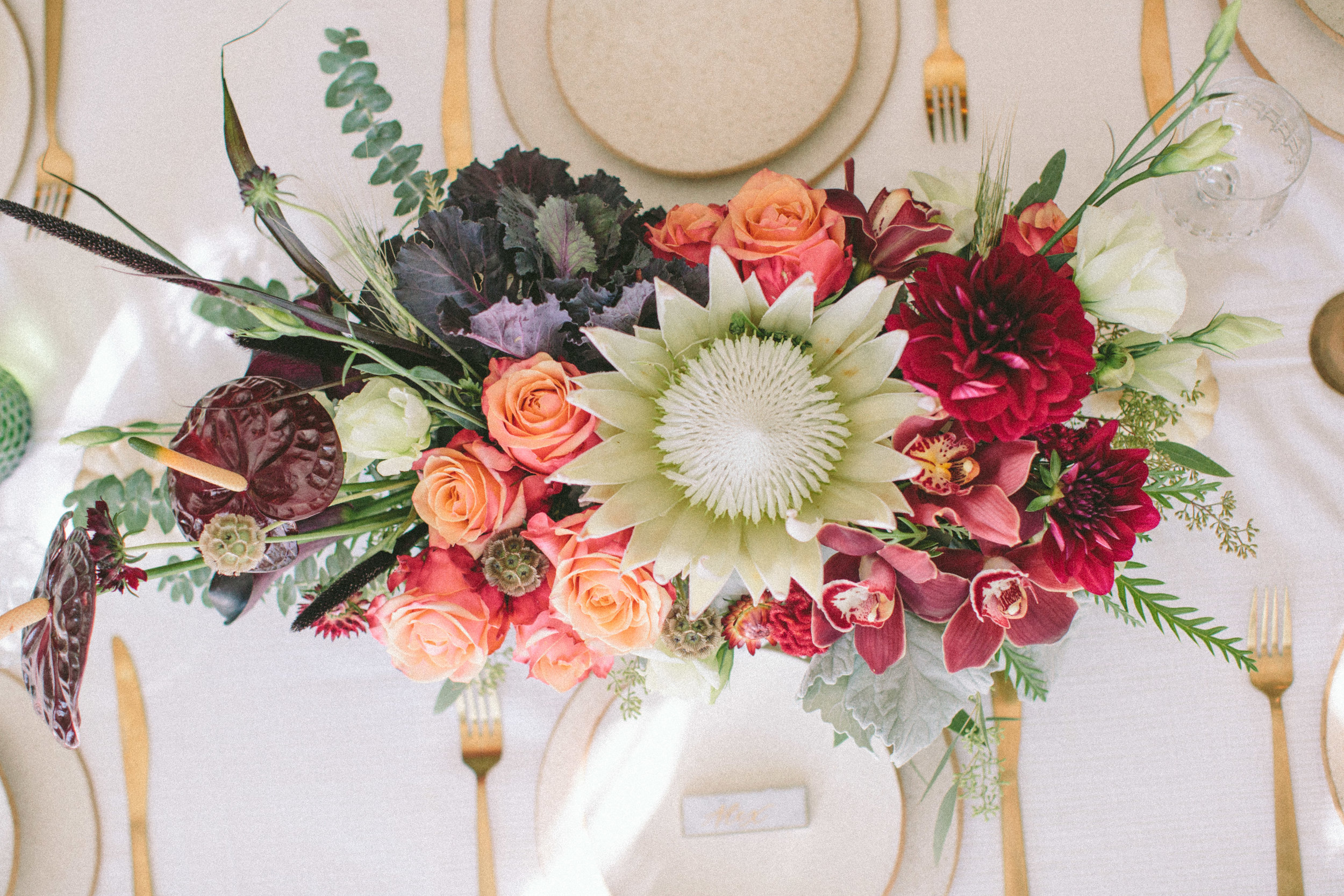 Inspiration for your Thanksgiving tablescaping (Los Angeles Times)