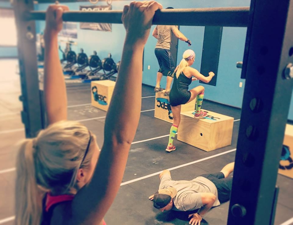What is crossfit? -
