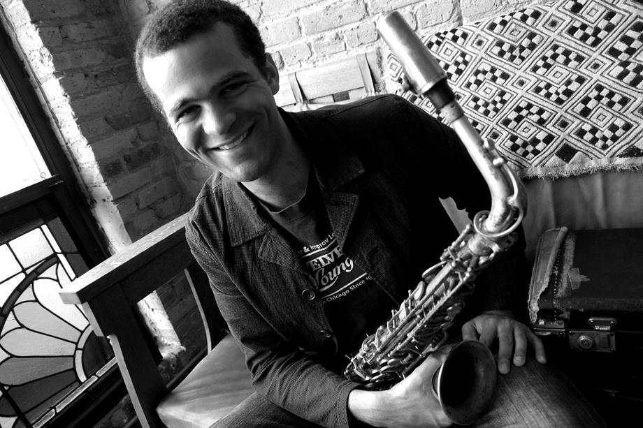 Greg Ward // Alto Sax