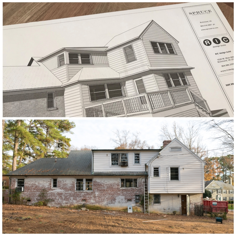 RIC does amazing design build work on historic and modern homes in the Richmond area.