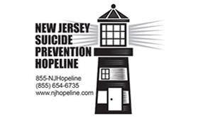 New Jersey's 24/7 Suicide Prevention Hotline   http://www.njhopeline.com/   Dial 1-855-NJ-HOPELINE (654-6735)  Chat:  http://njhopeline.com/LiveChat.htm
