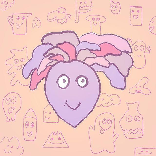 Insane Turnip #jothemonster #doodle #crazy #insanedoodle #acid #clubbing #artforbabies #inspiretocreate #everyoneisanartist #kidsart #turnip #artnaif #artnaïf #childrenillustrations