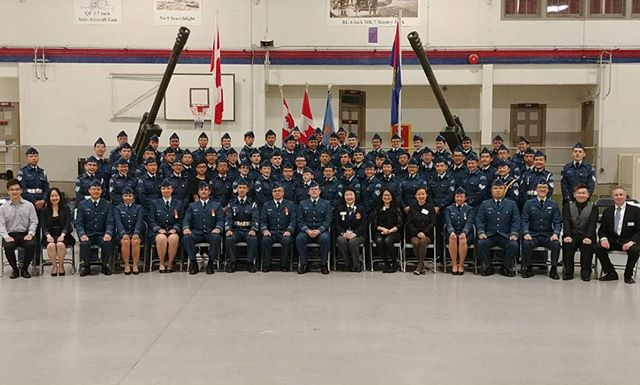 135 Bell-Irving RCACS 75th Annual Ceremonial Review #135RCACS #135at75