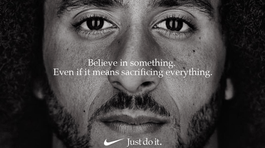 Wieden + Kennedy for Nike, 2018.