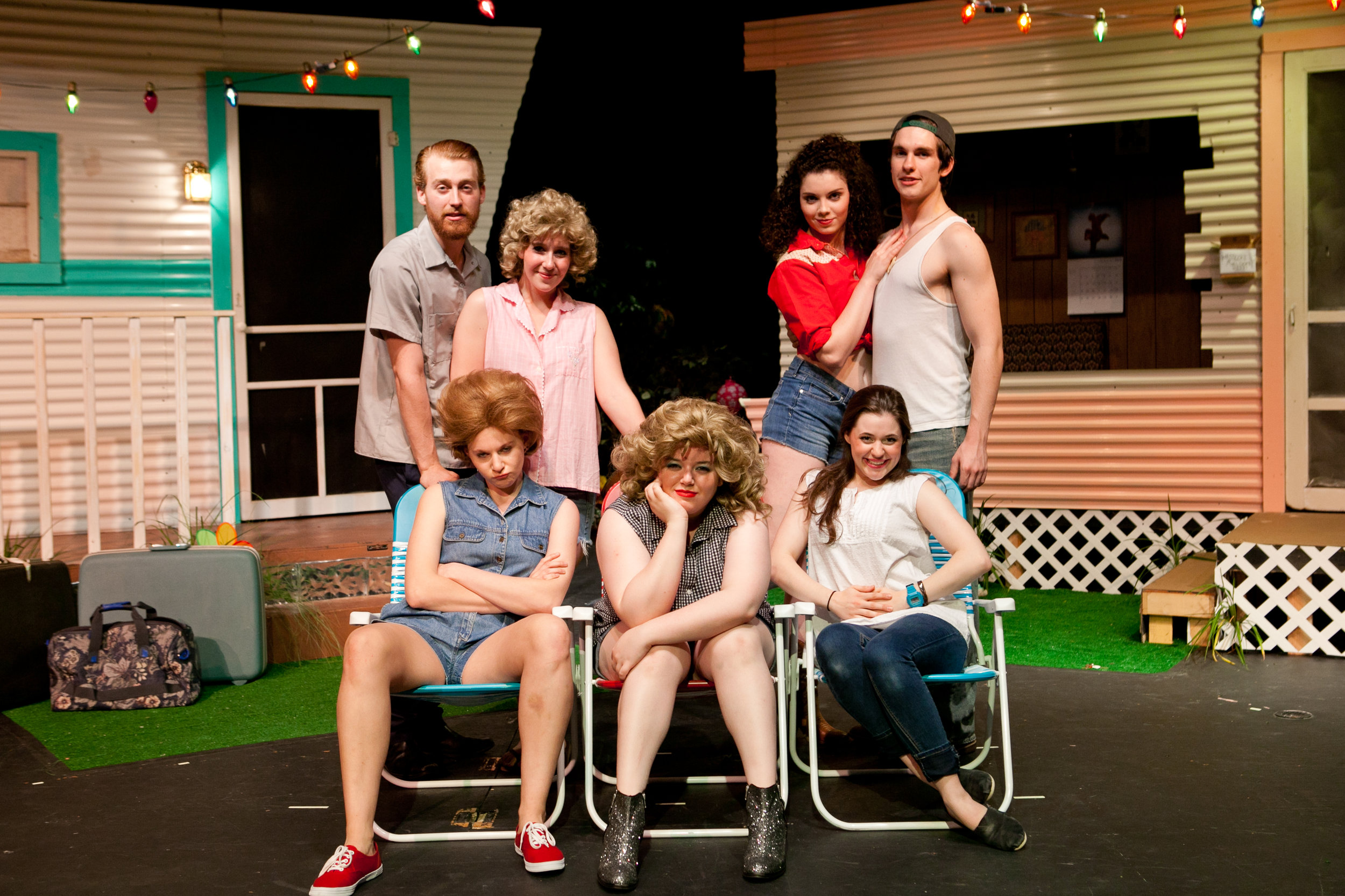 The Great American Trailer Park Musical  - Betty