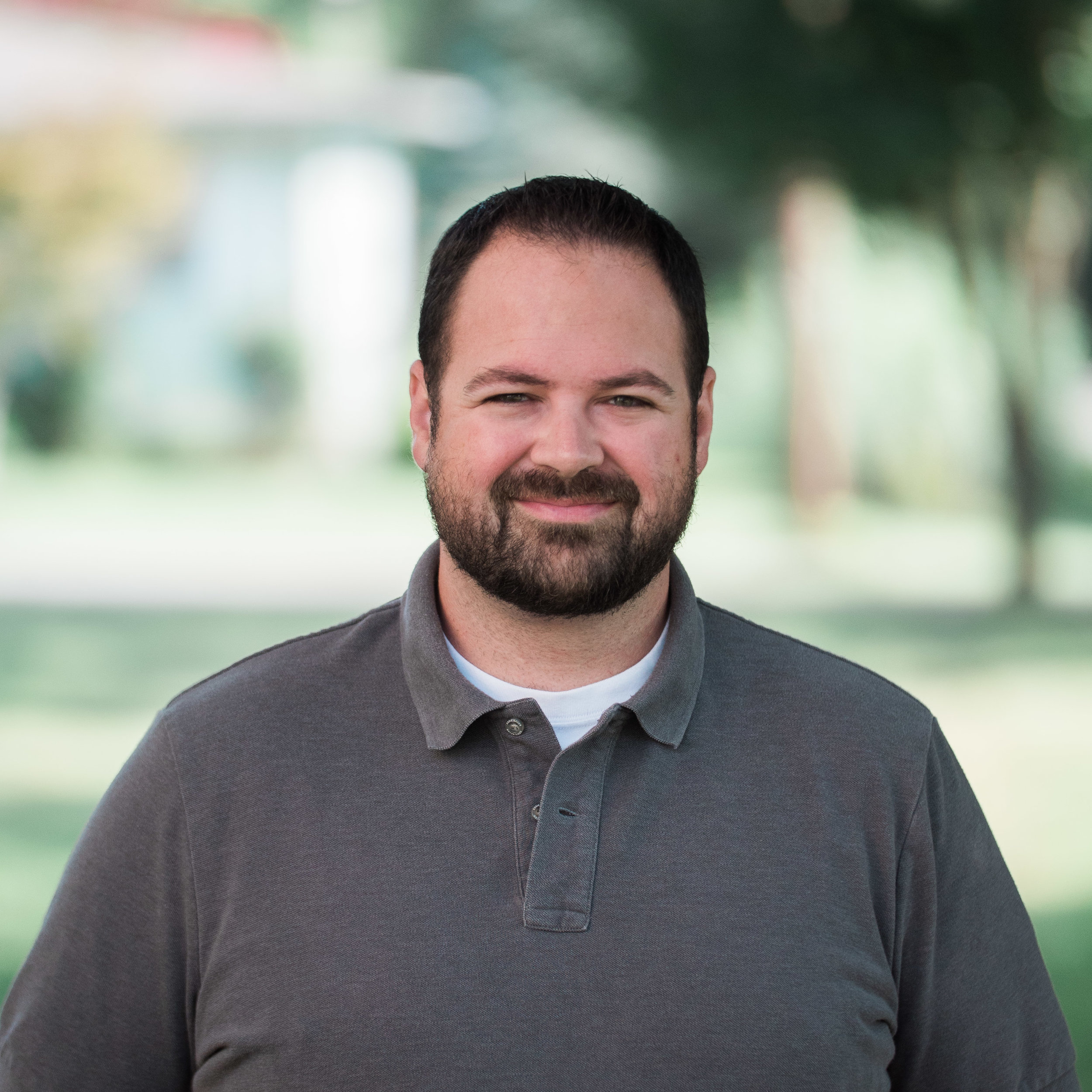 Adam Pharris - Kids Pastor